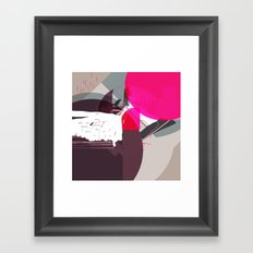 Input Framed Art Print