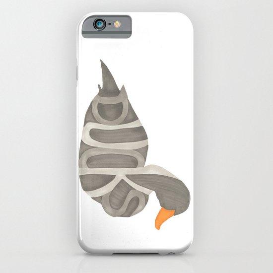 Ducks Typography iPhone & iPod Case
