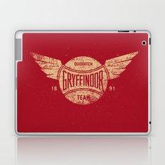 Vintage Gryffindor Quidditch Team Laptop & iPad Skin