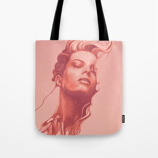 Strawberry Dream Tote Bag