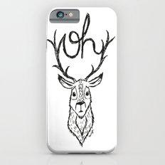 Oh Deer iPhone 6 Slim Case