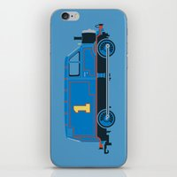 Tommy the Van Engine iPhone & iPod Skin