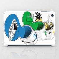Luxury Paints iPad Case