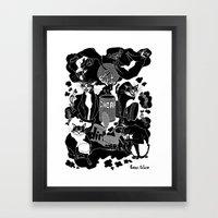 Dirt Cheap (2008) Framed Art Print