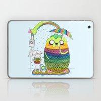 Adventure Time Totoro By… Laptop & iPad Skin