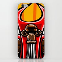 Winged Primate  iPhone & iPod Skin