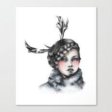 Noel Canvas Print