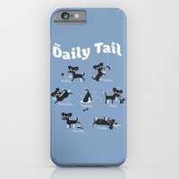 The Daily Tail Dog iPhone 6 Slim Case