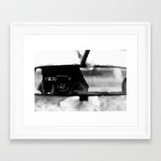 Analog! Framed Art Print