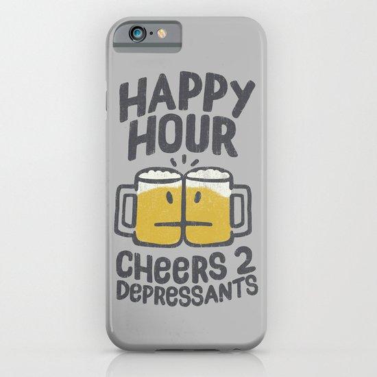 Happy Hour iPhone & iPod Case