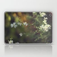 autumn white Laptop & iPad Skin
