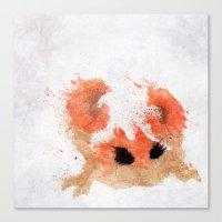 #098 Canvas Print