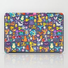 Pocket Collection 3 iPad Case