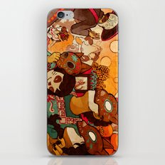 Naguals iPhone & iPod Skin
