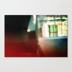 Across the street Canvas Print