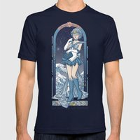 Voice Of Reason - Sailor… Mens Fitted Tee Navy SMALL