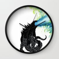 Urban Monster Wall Clock
