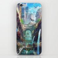 Royal City Escadia  iPhone & iPod Skin