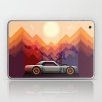 Into the Sun, Ford Mustang 65 KB Laptop & iPad Skin
