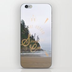 The Smuggler's Cove iPhone & iPod Skin