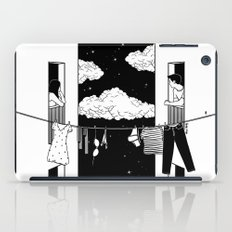 Thinking about you iPad Case