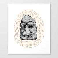 Figurehead Canvas Print