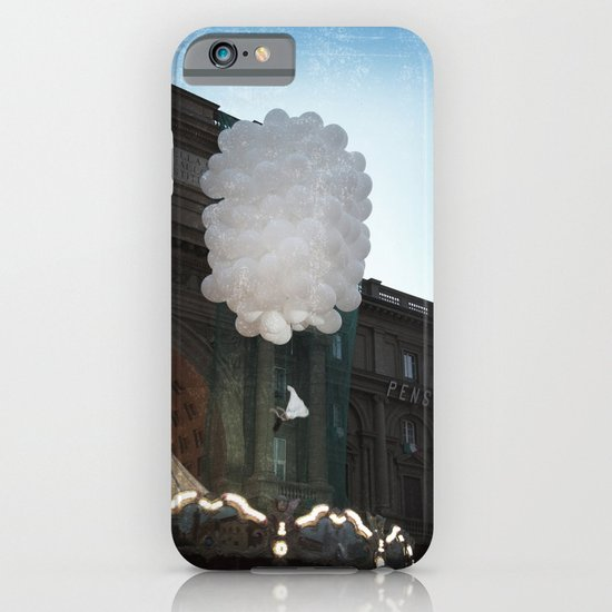 balloon girl iPhone & iPod Case