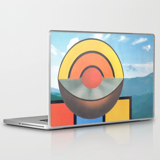 Subheading Flux Laptop & iPad Skin