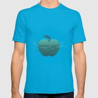 Apple 23 Mens Fitted Tee Teal SMALL
