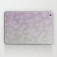 Faded Desert Floral Laptop & iPad Skin