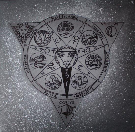 Alchemy - Painting Canvas Print