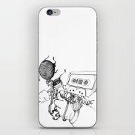 Cassette iPhone & iPod Skin