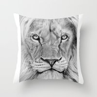 + WHAT YOU ARE + Throw Pillow