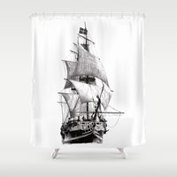 Grand Turk Shower Curtain