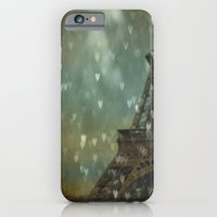 iPhone & iPod Case featuring I Left My Heart in Paris by The Dreamery