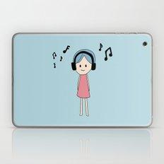 listening Laptop & iPad Skin