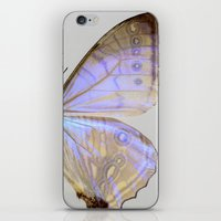Morpho iPhone & iPod Skin
