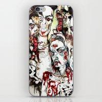 Degeneration. iPhone & iPod Skin