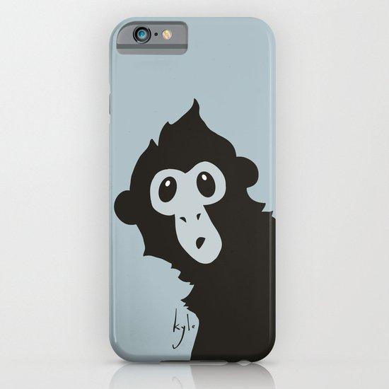 Spider Monkey - Peekaboo! iPhone & iPod Case