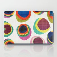 Resin Rainbow iPad Case