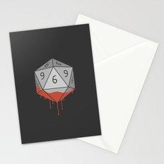 Die Stationery Cards
