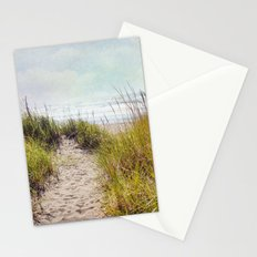the smell of salt air Stationery Cards
