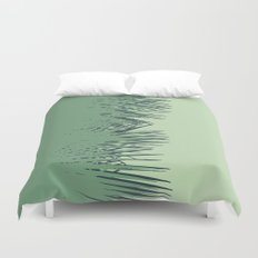 Cuban Palm Duvet Cover