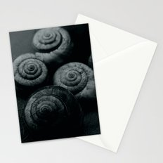 Little snails Stationery Cards