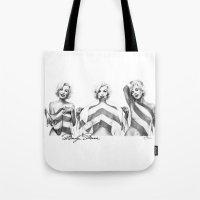 Monroe Trio Tote Bag