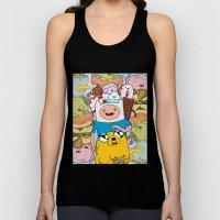 Adventure Time Unisex Tank Top