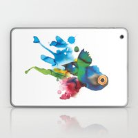 COLORFUL FISH 2 Laptop & iPad Skin