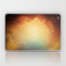 year3000 - Orange Space Laptop & iPad Skin
