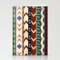Dreamwalker Pattern Stationery Cards