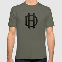 De Havilland (Express) Mens Fitted Tee Lieutenant SMALL